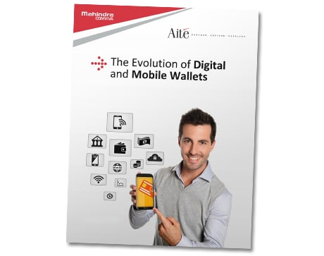The Evolution of Digital and Mobile Wallets white paper cover
