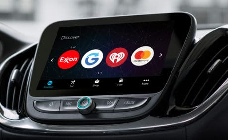 OnStar Go from Mastercard, IBM and GM