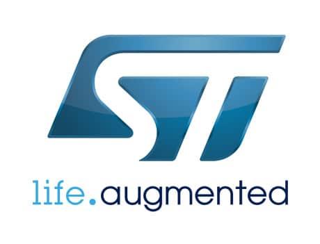 STMicroelectronics' logo