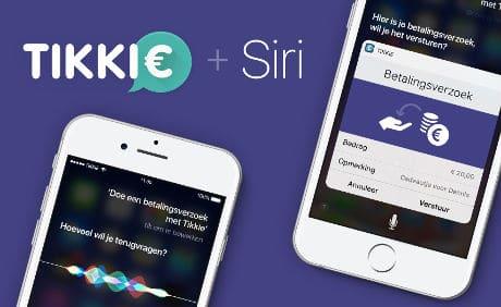 Tikkie & Siri