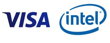 Visa and Intel