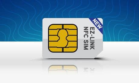 EZ-Link NFC SIM