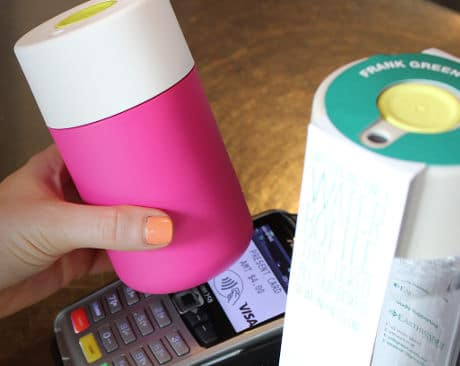 SmartCup from Optus