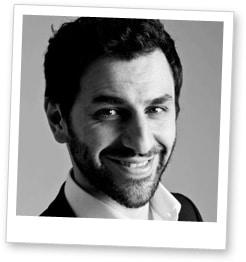 Antelop COO Nicolas Benady