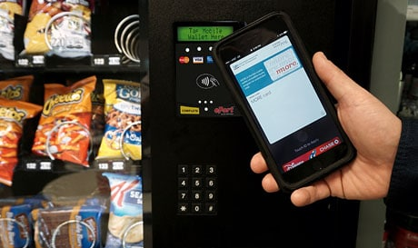 USA Technologies offer Apple Pay payment rewards