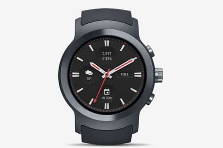 LG Watch Sport hands-on review