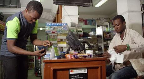Masterpass QR in Kenya