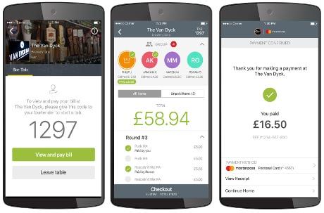 Qkr! payments app