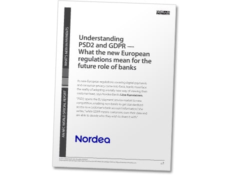Nordea Bank paper