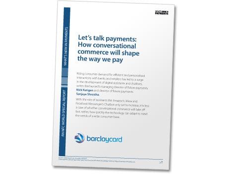Barclaycard Conversational Commerce