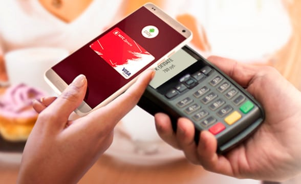 Android Pay in Russia