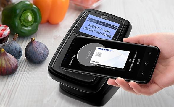 Samsung Pay in Hong Kong