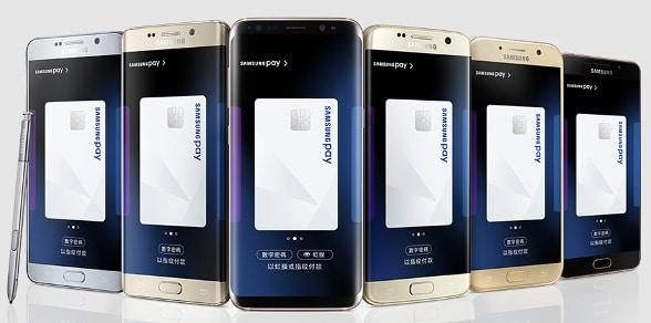 Samsung Pay in Taiwan