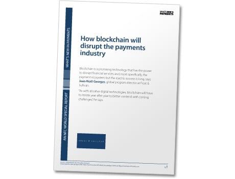 Frost & Sullivan Blockchain paper