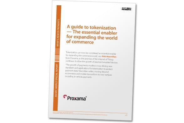 Proxama tokenization paper