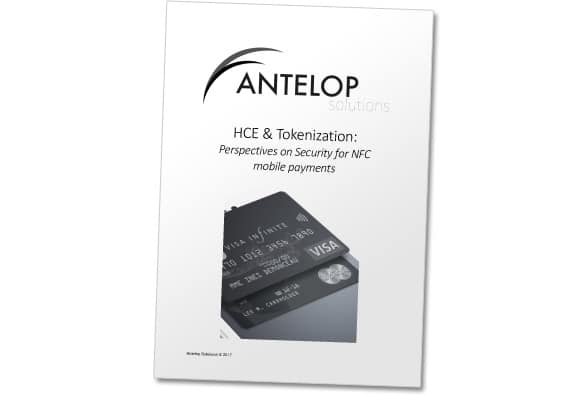 Antelop Solutions NFC payment security