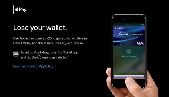 Apple Pay Lose Your Wallet