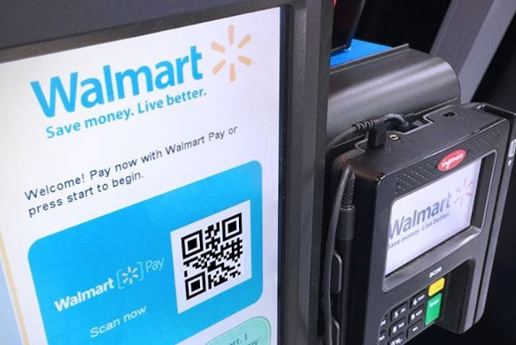Walmart Pay instant card issuance
