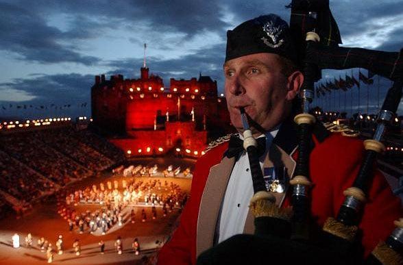 Pic credit: The Royal Edinburgh Military Tattoo
