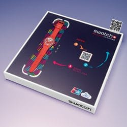 Swatch Pay activation
