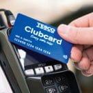 Tesco's new contactless Clubcard