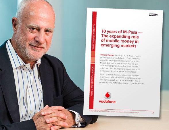 Vodafone's Michael Joseph