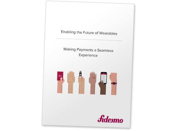 "Covershot: ""Enabling the future of wearables: Making payments a seamless experience"""