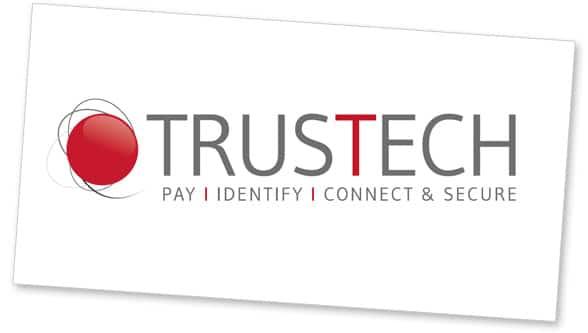 Trustech event logo
