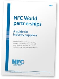 Covershot: NFC World partnerships — A guide for industry suppliers