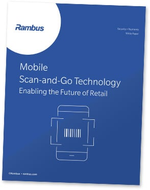 "Covershot: ""Mobile Scan-and-Go Technology: Enabling the Future of Retail"""