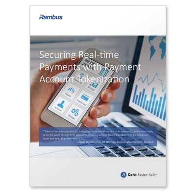 Covershot: Securing Real-time Payments with Payment Account Tokenization white paper