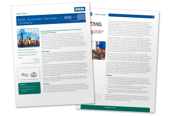 A white paper produced by HID Global details the challenges and the solution