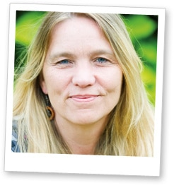 Sarah Clark, editor, NFCW