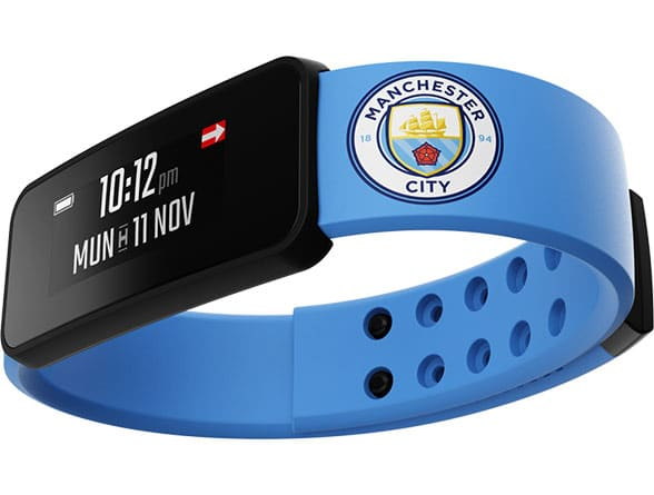 Manchester City FC's Fantom NFC wristband