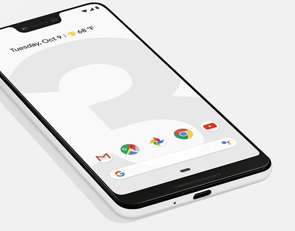 Google's Pixel 3