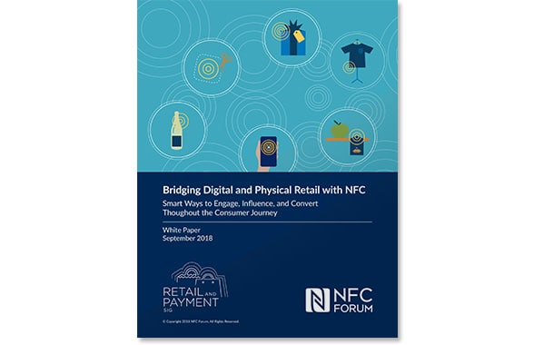 Covershot: Bridging digital and physical retail with NFC