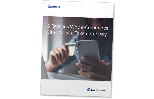 Covershot: Five reasons why ecommerce sites need a token gateway