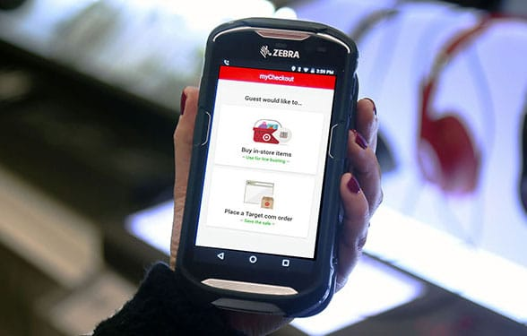 Target's mobile POS will let customers checkout wherever they find staff members