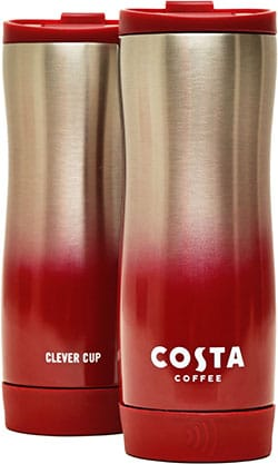 Costa Coffee's Clever Cup