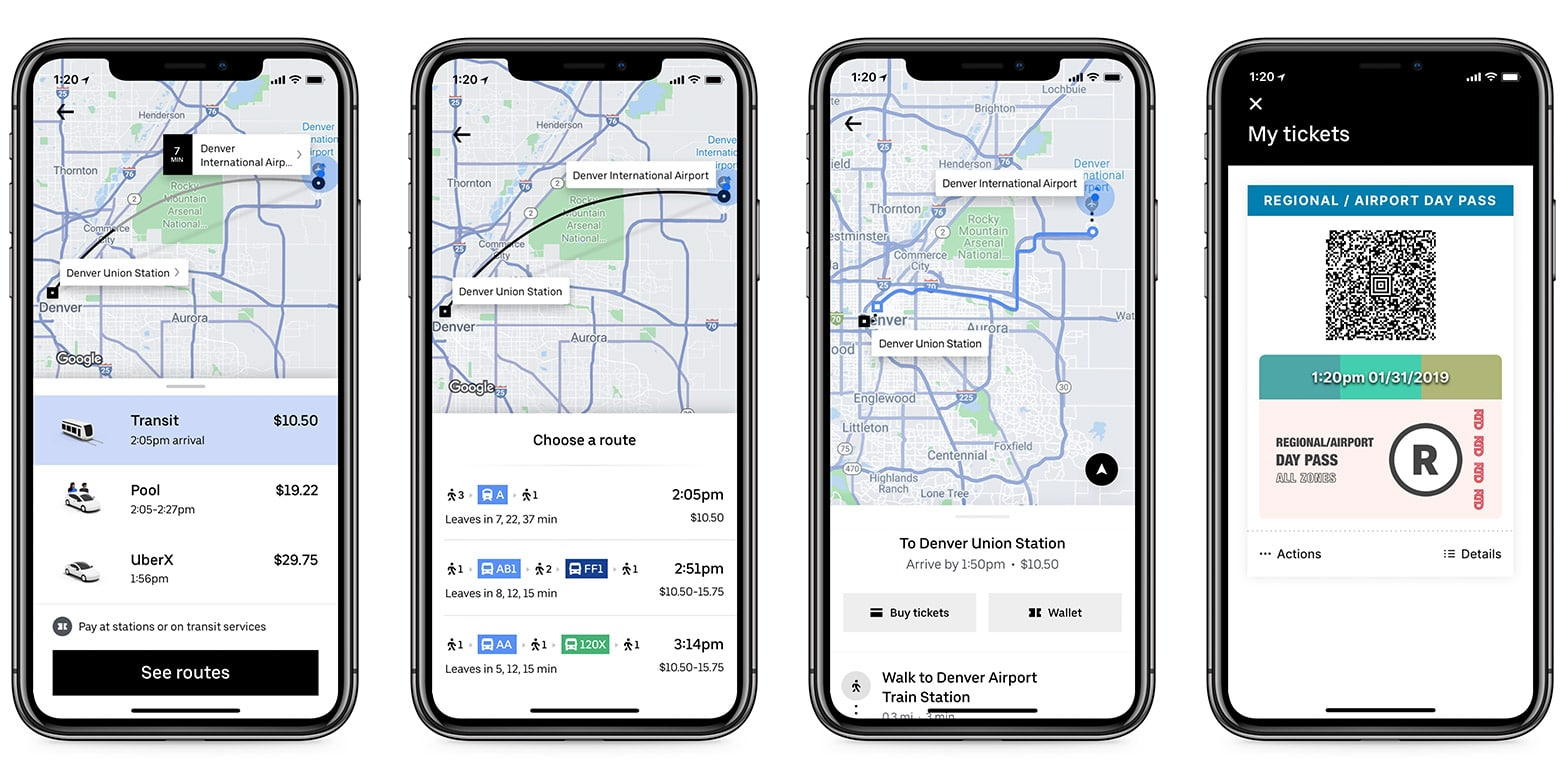 When Does Uber Pay >> Uber to add transit ticketing support to its mobile app • NFC World