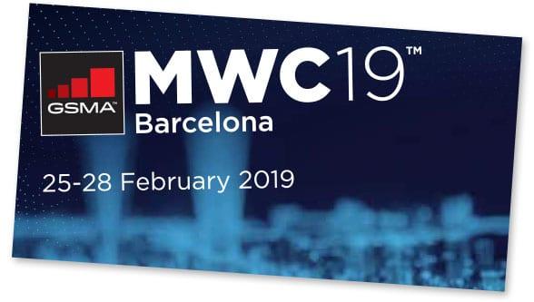 MWC19 Barcelona logo