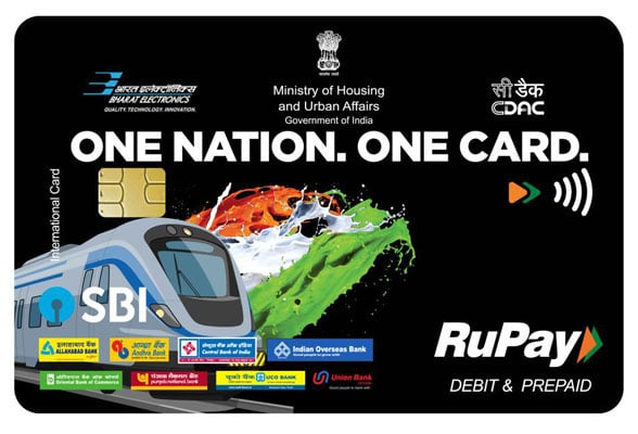 Rupay NCMC one nation card