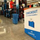 Mobile checkout in store