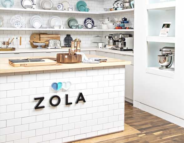 Zola gift shop