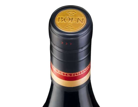 wine bottle top