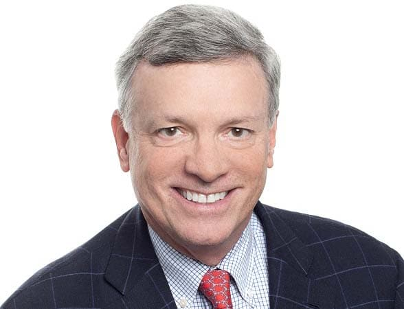 Head and shoulders image of Al Kelly, Visa CEO