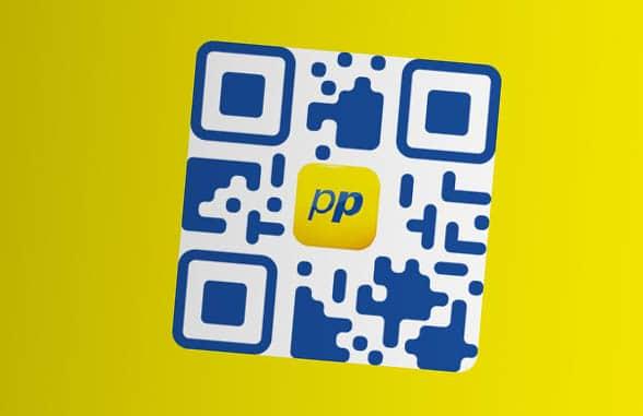 Poste Italiane's Codice Postpay QR code digital payments