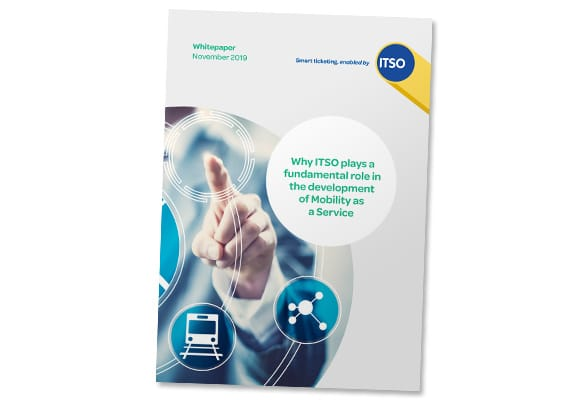 Covershot: Why ITSO plays a fundamental role in the development of Mobility as a Service