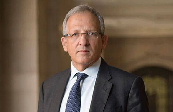 Head and shoulders image of Jon Cunliffe, Bank of England Deputy Governor