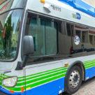 A Miami-Dade Metrobus